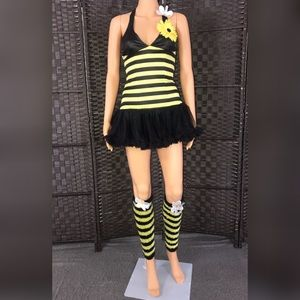 LEG AVENUE DAISY BEE 🐝 HALLOWEEN COSTUME🎃